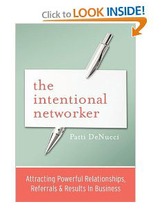 Intentional-Networker by Patti DeNucci