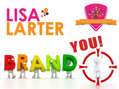Lisa Larter Brand You - Personal Brand Training