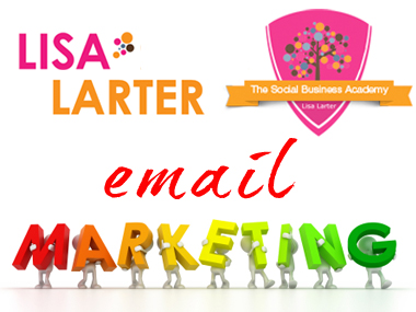 TSBA Email Marketing - Lisa Larter