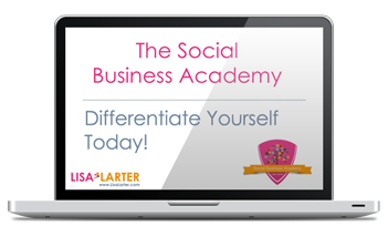 Lisa Larter - Differentiate Yourself