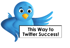Lisa Larter This Way to Twitter Success